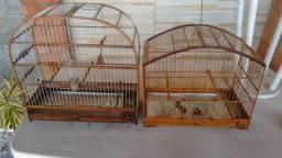 Gaiolas para passarinhos