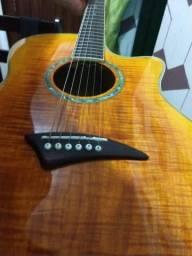 Vendo violão elétrico profissional DEAN série 1017