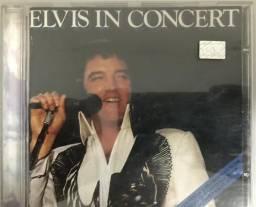Cd raro Elvis in Concert 1977