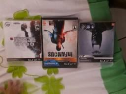 Vendo 3 jogos ps3