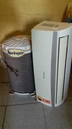 Vendo ar condicionado estado de novo com 2 meses de uso