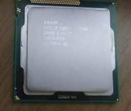 Processador I7 2600 LGA 1155 Aceito trocar em I5 LGA 1155