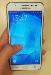 J5 16 GB + Fone Bluetooth + 50RS em outro celular