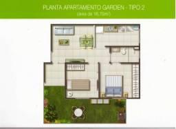 Apartamento com Quintal em Caruaru