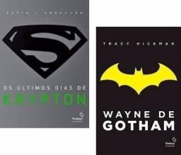 Box de livros Batman Vs Superman