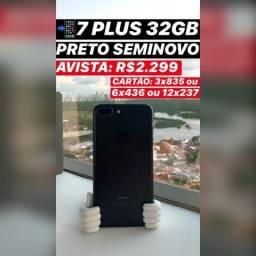 7 plus 32gb - seminovo