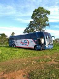 Onibus busscar 360 executivo 14 metros top
