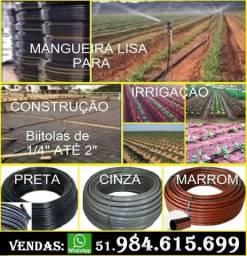 Mangueira Preta: 1/2x1.5mm-1/2x2.0mm-1/2x2.5mm-1/2x3.00mm-etc. (favor ler a descrição)