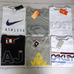 $20 Atacado camisa masculina