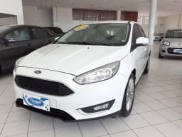 Ford Focus 2.0 Automático Branco 2017 - 2017
