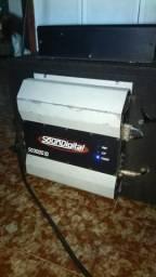 Módulo SounDigital Sd 3000 rms