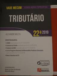 Vade Mecum Tributário Legislação Específica - Editora Rideel ( Alexandre Mazza)