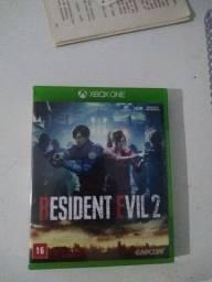 Resident Evil 2 remake Xbox one.