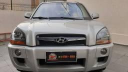 Hyundai Tucson Gls 2.0 Flex Autom.* Único dono *Blindada* 2014