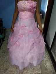 Vestido debutante tamanho M