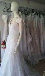 loja roupas vestido festa- troco