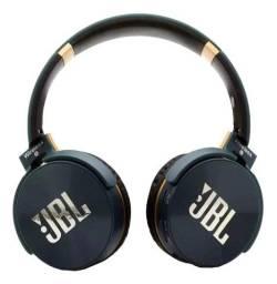 Fone de ouvido sem fio JBL Everest JB950 - Loja Natan Abreu