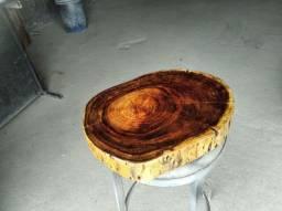 Madeira rústica / tábua de frios
