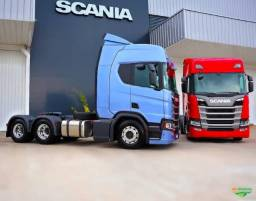 Scania R-500 aut. Completo!!