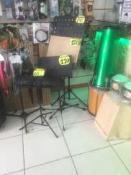 Estante de partituras (varios preços )