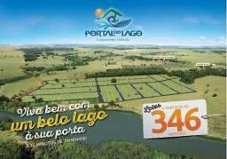 Residencial Portal do Lago Santa Bárbara de Goiás -