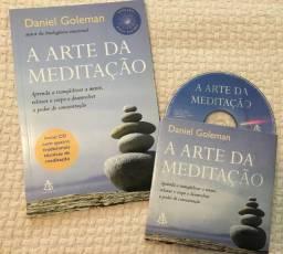 Livro -A arte da meditação