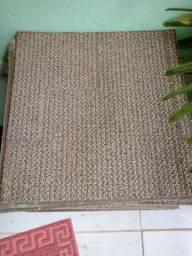 34 peças de carpete 50 por 50