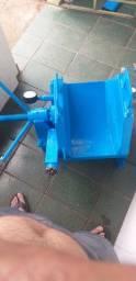 Máquina de vulcanizar