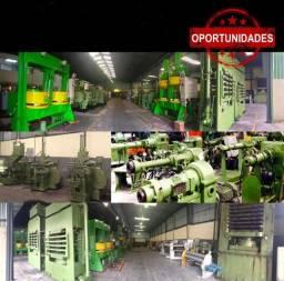 Compra e revenda de maquinas e equipamentos industrial