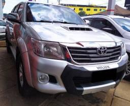 Hilux 2013 4x4 Diesel Srv - 60mil+Parcelas de 1599!