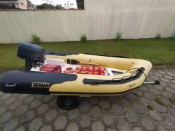 Vendo bote flex boat, 3.80