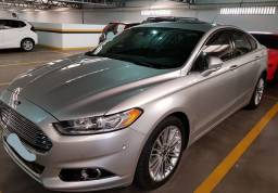 Fusion ecoboost AWD
