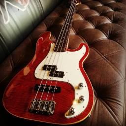 Fender Aerodyne Classic Precision jazz Japan