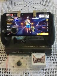 Controle Game ped, ótimo para jogos de celulares como , free fire Fortnite PUBG etc.