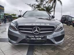 Mercedes bens C 300 Sport 9G 2017 apenas 15000 kms