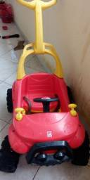 Carro de passeio c/pedal