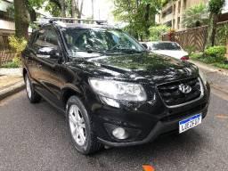 Hyundai Santa Fe 3.5 Gasolina 7 lugares Toda Revisada