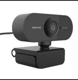 Webcam com microfone HD