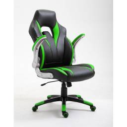 Cadeira Gamer GT Green  /  em ate 12 sem juros