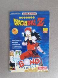 Álbum de figurinhas Dragon Ball Bond Completo