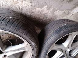 Título do anúncio: Rodas 19  com  pneu