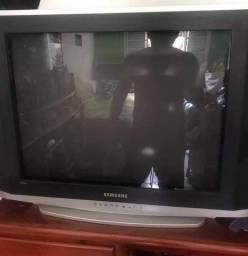 Título do anúncio: Televisão de tubo Samsung 29 polegadas