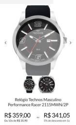 Título do anúncio: Relógio original thecnos novo na caixa