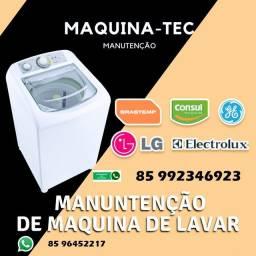 Título do anúncio: Concertos em máquina de lavar roupas