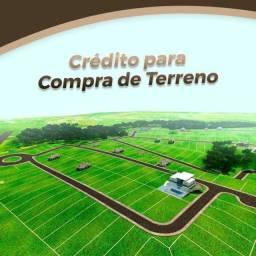 Título do anúncio: Crédito Imobiliário para fazer a compra do Terreno!!