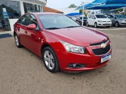 Título do anúncio: Chevrolet Cruze 1.8 LT 16V FLEX 4P AUTOMATICO