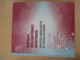 Livro Doenças Inflamatórias Intestinais - Aspectos radiológicos na doença de Crohn.