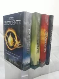Box Série Divergente, Veronica Roth - 4 livros