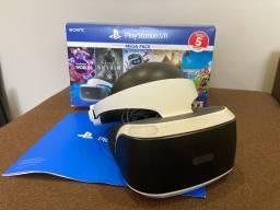Título do anúncio: Playstation Vr Sony Completo