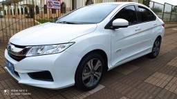 Honda city 1.5 2015 novo